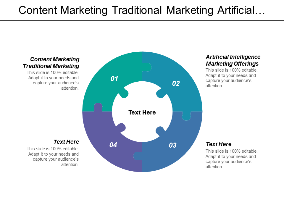 Content Marketing AI PPT