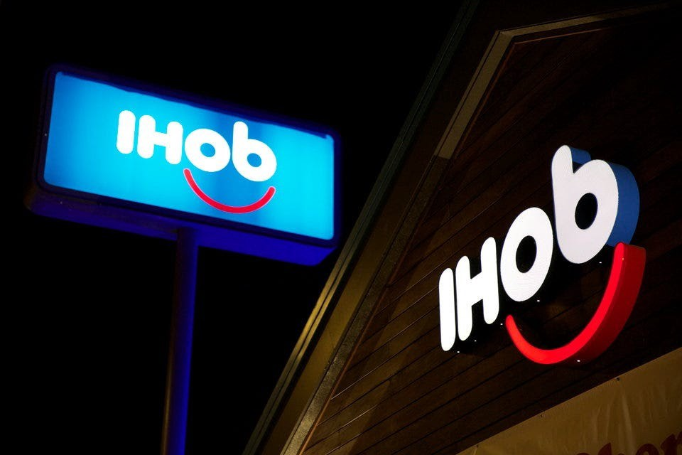 IHob, the ultimate PR scheme caught the attention of pancake lovers around the world