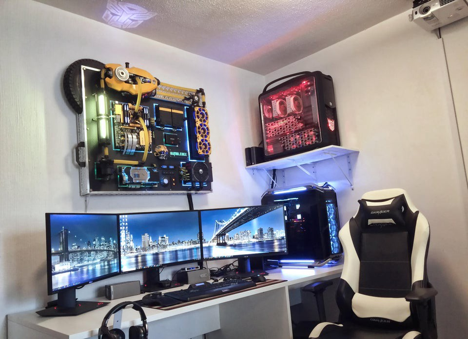 Some Great Workstations From R Battlestations By Daniel Rosehill Daniel S Tech World Medium