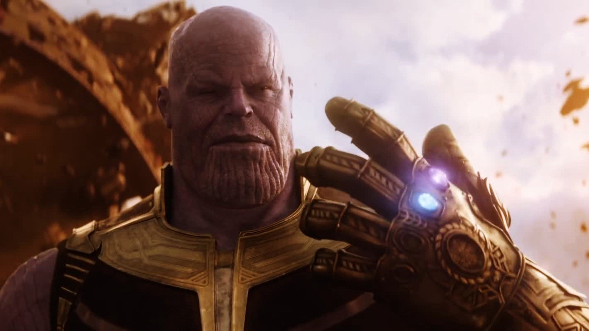 Download Latest Thanos Avengers Infinity War Wallpaper