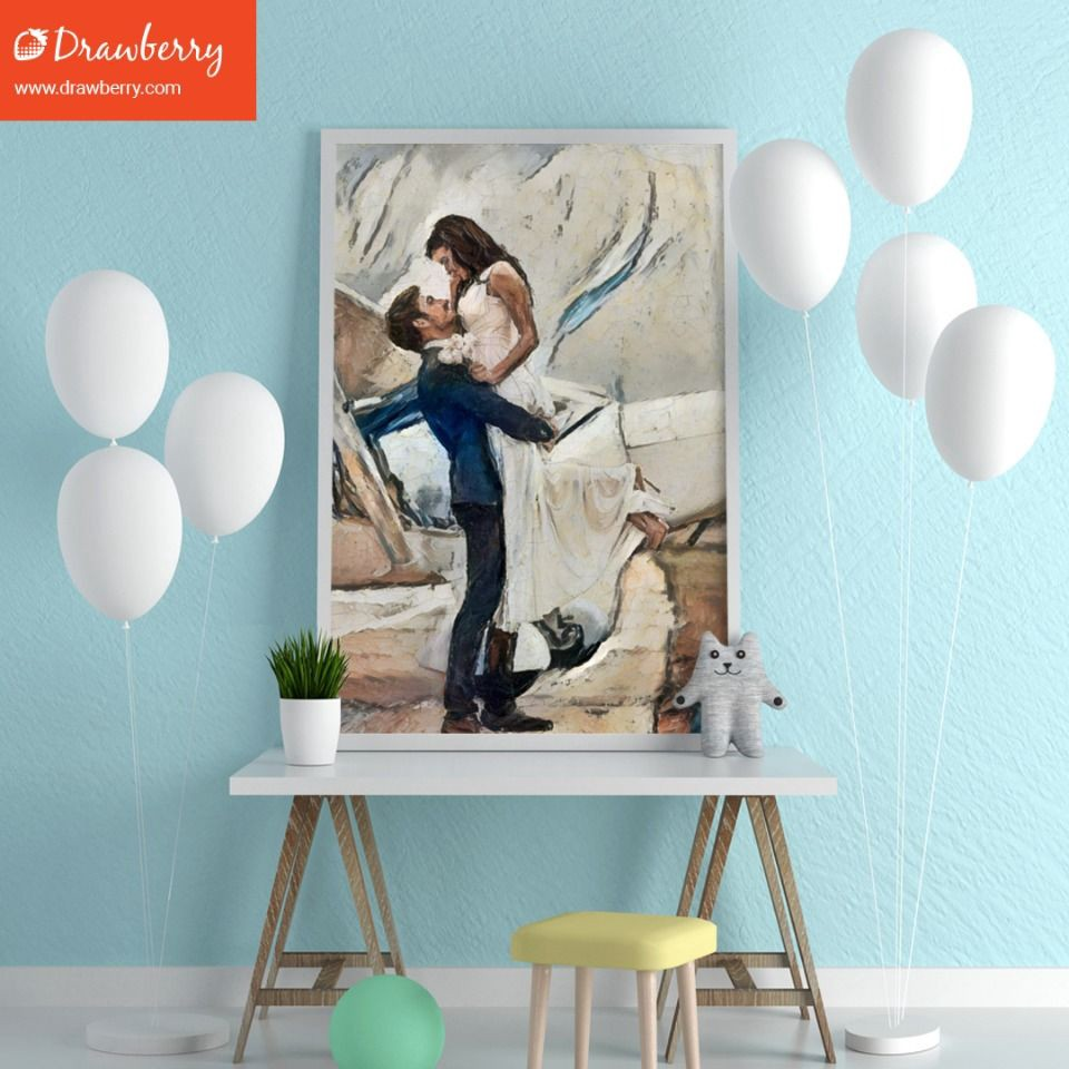 15 Inspirational Picture To Canvas Painting Ideas By Drawberry Art Medium
