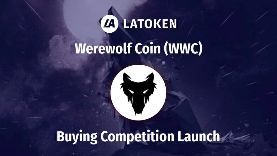 Werewolf Coin (WWC) Buying Competition on LATOKEN