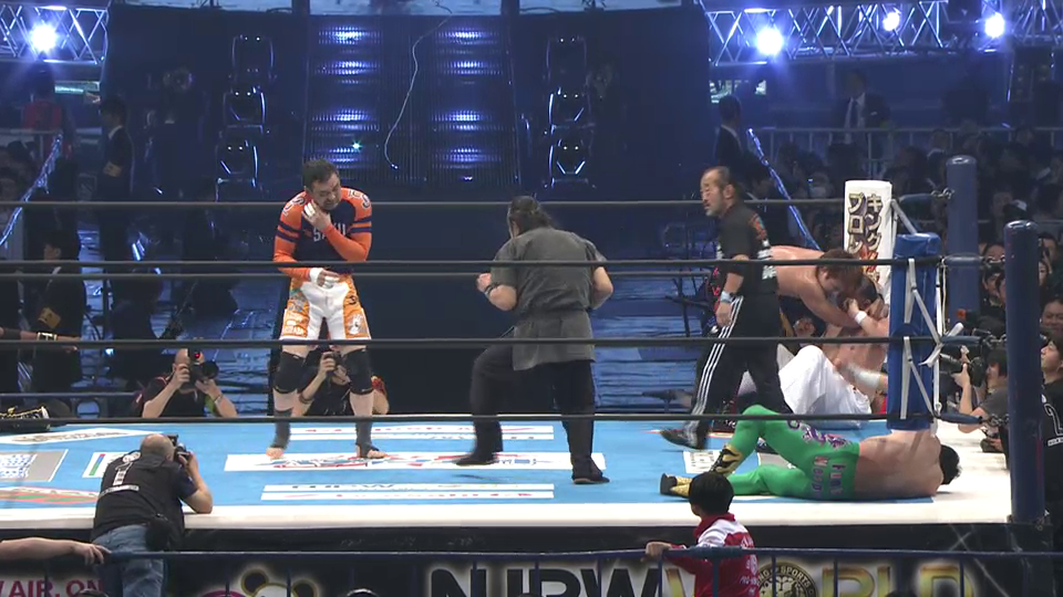 """The Winners and Losers of New Japan Pro Wrestling's """"Wrestle"""