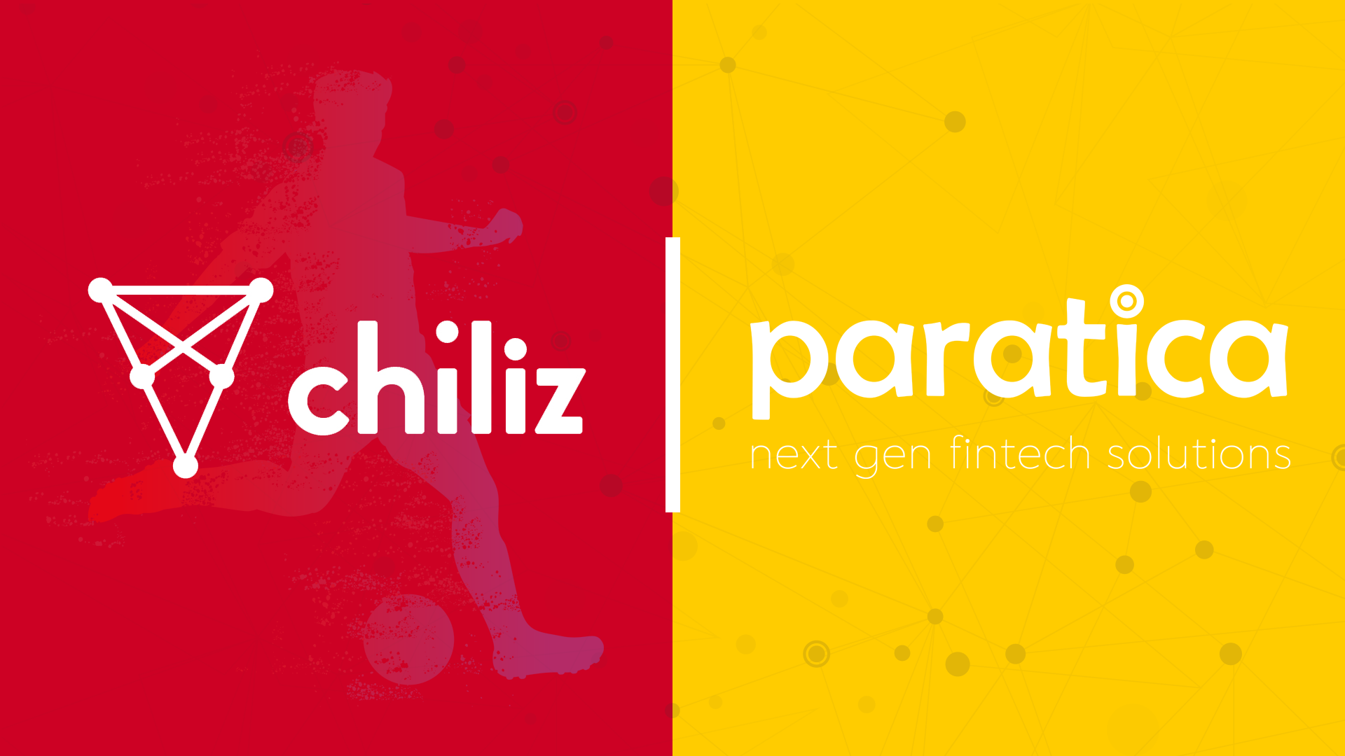 Chiliz-Paratica Partnership