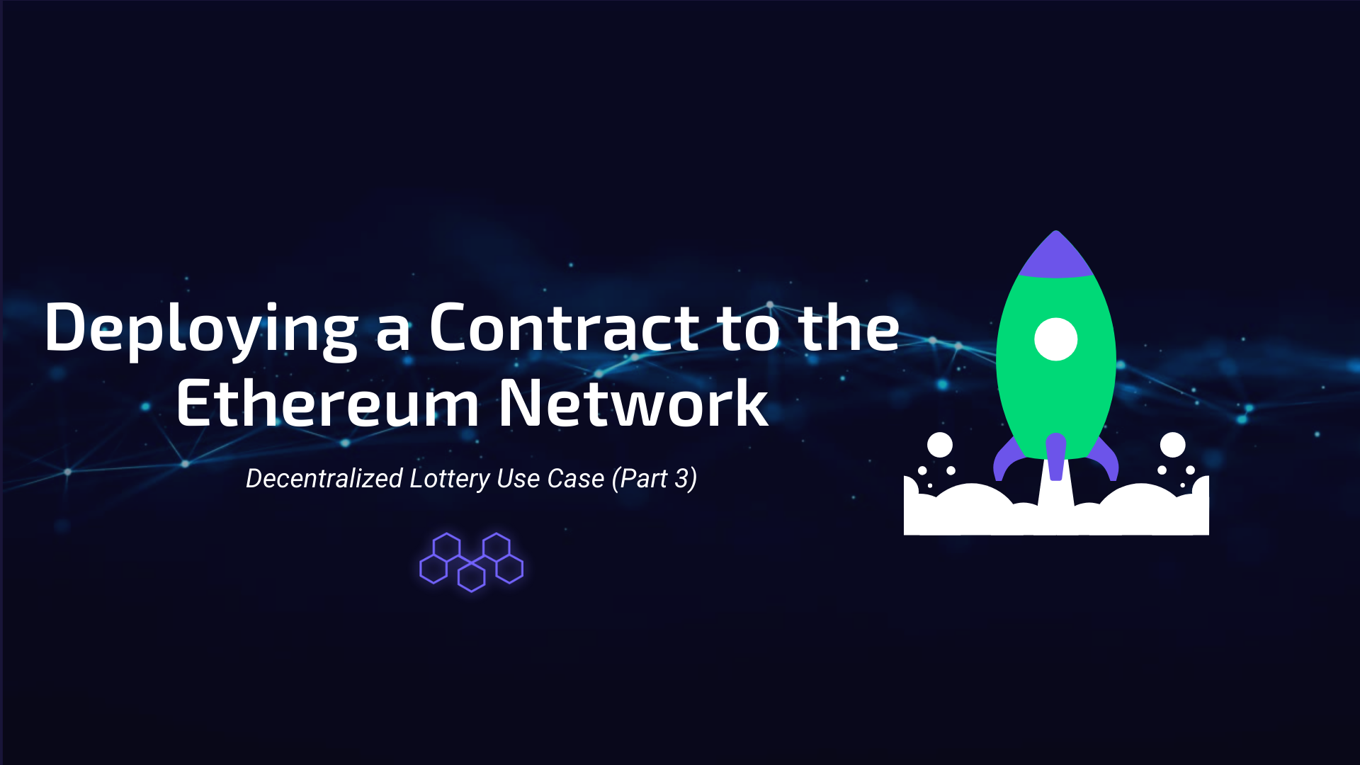 Deploying a Contract to the Ethereum Network on Morpheus Labs BP