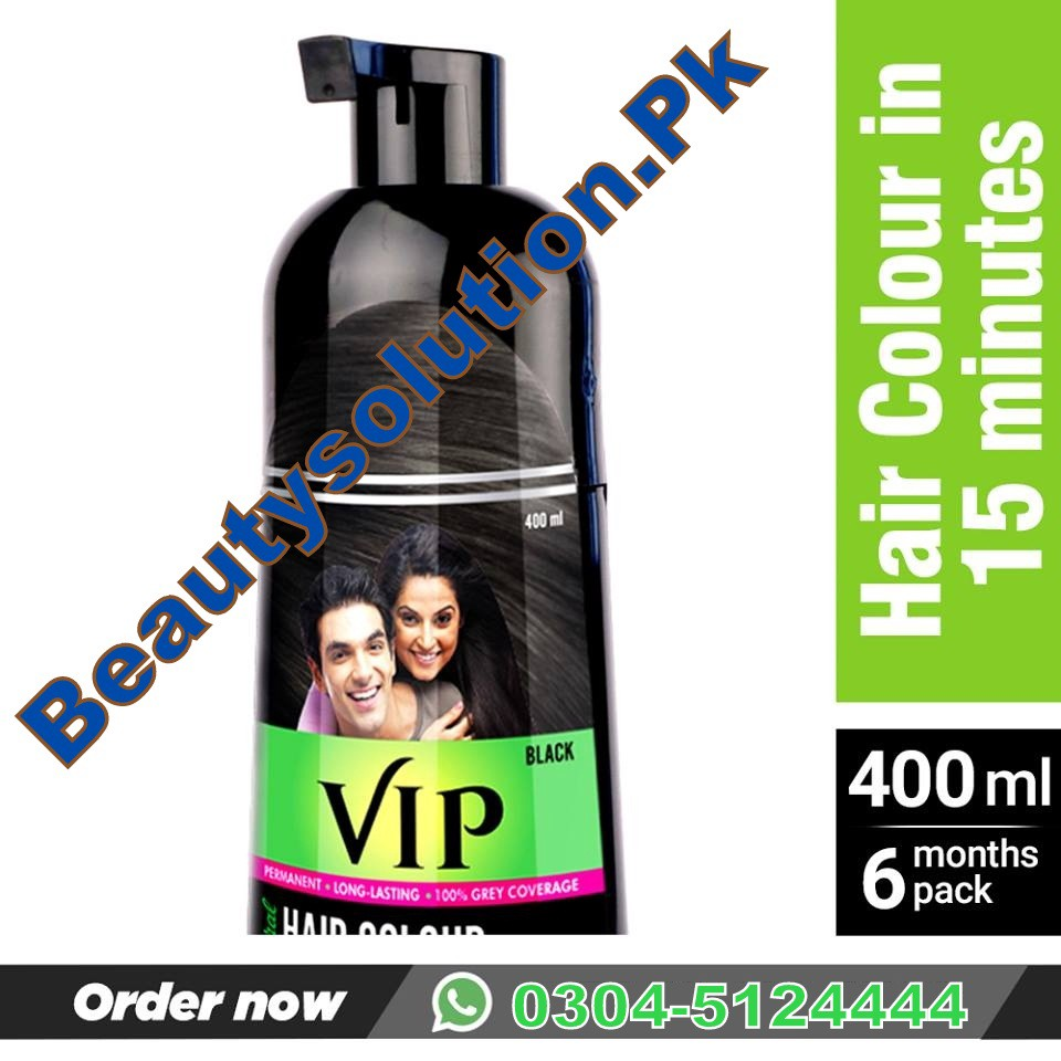 Vip Hair Color Shampoo In Karachi(Amazing Results ...