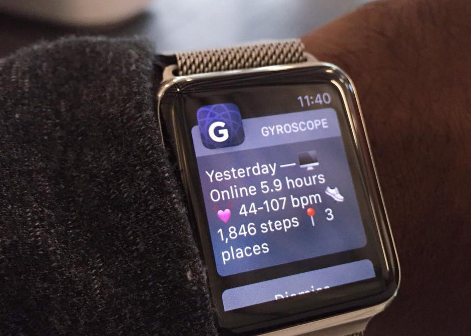5 tips to make the most of your Apple Watch⌚️ - Gyroscope