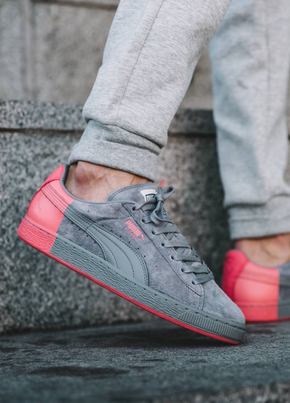 pretty nice dc4e1 09649 Staple x PUMA Suede