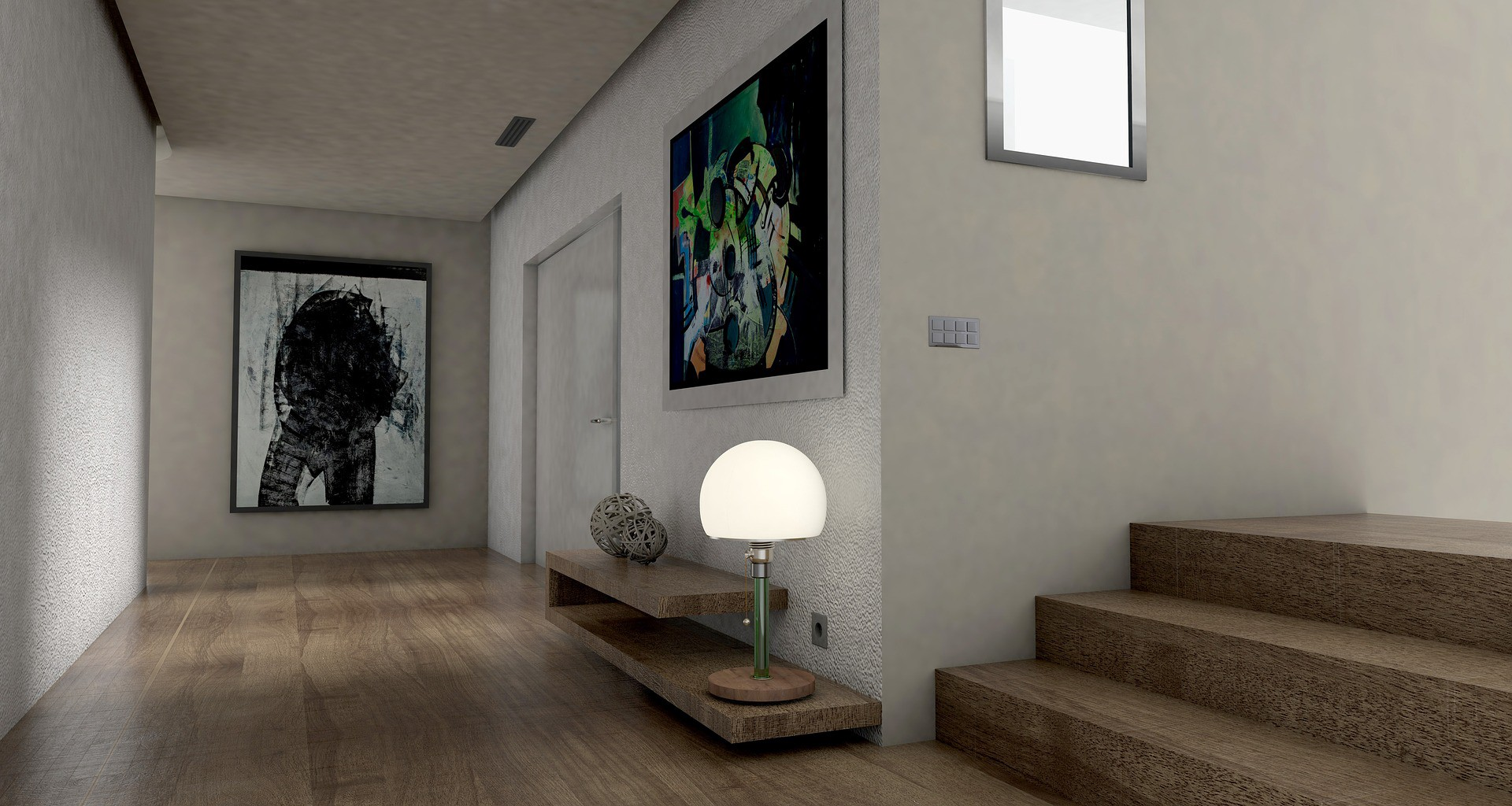 Artificial Intelligence (AI) Art is making an entrance into Interior Design