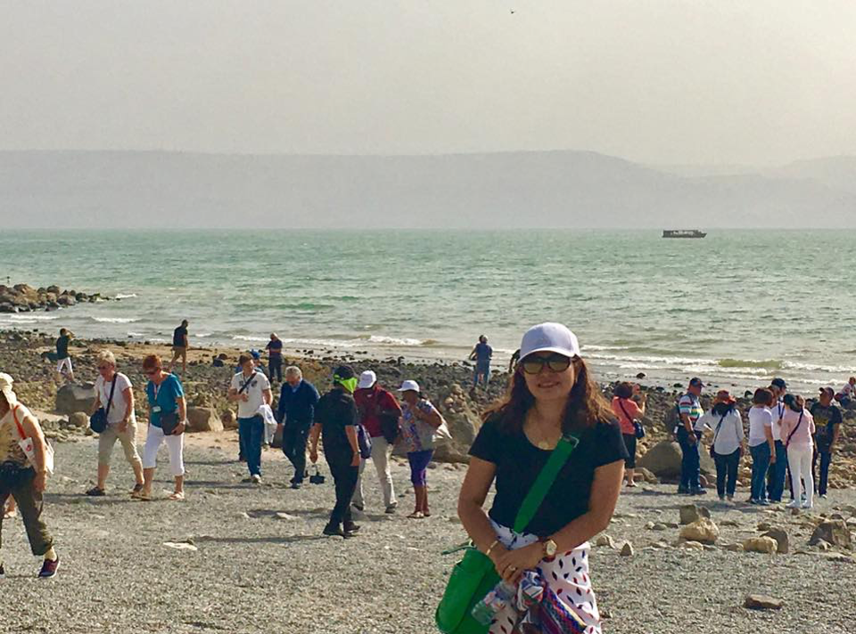 My Holy Land Trip: Reflections and Realizations by Tracy