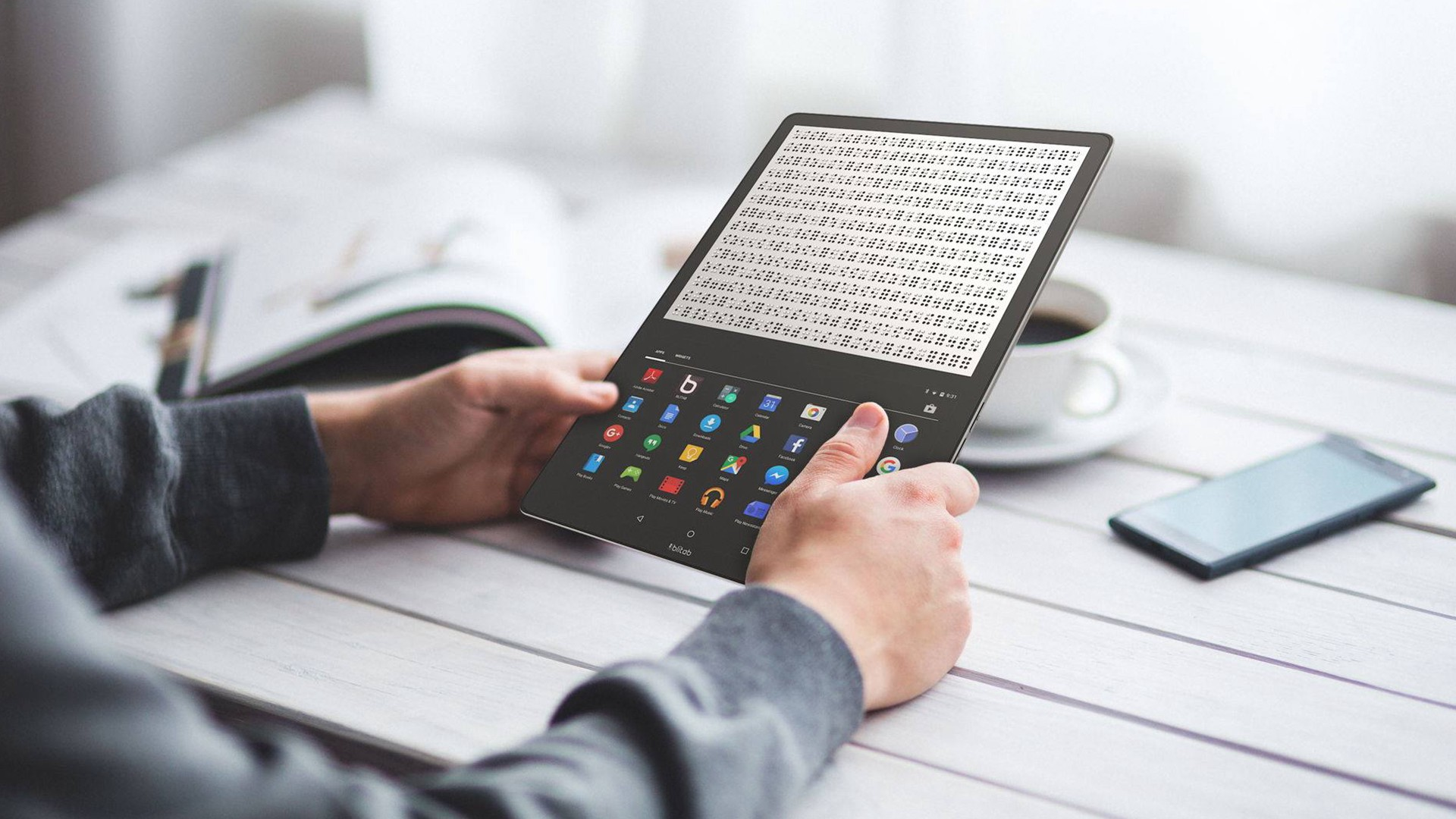 Innovative New Tablet: BLITAB. If you're into innovative tech that… | by  United Smart Tech | Medium