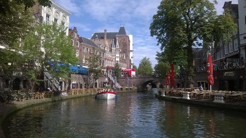 A day in the life of an exchange student in Utrecht