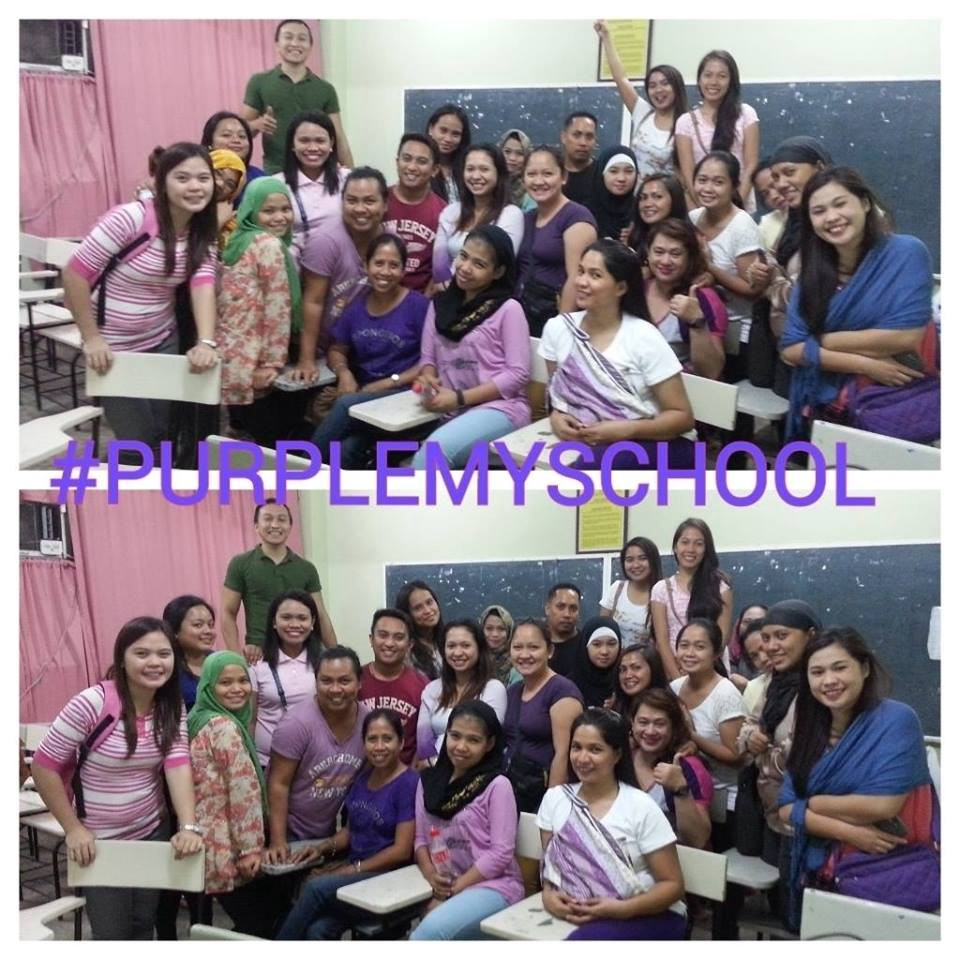 PurpleMySchool campaign making education safer for LGBTI