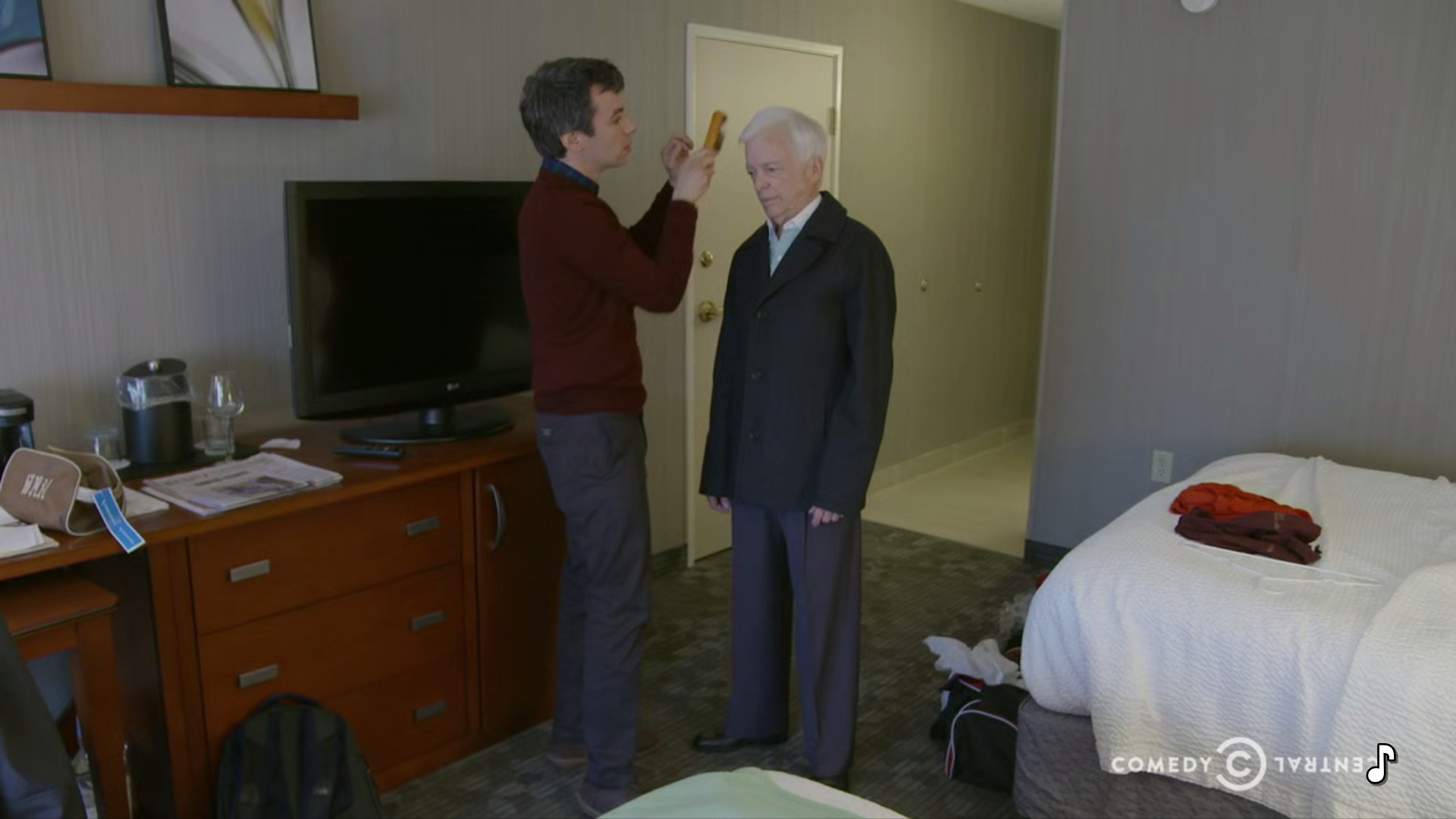 Finding Frances — The mean-funny genius of Nathan Fielder