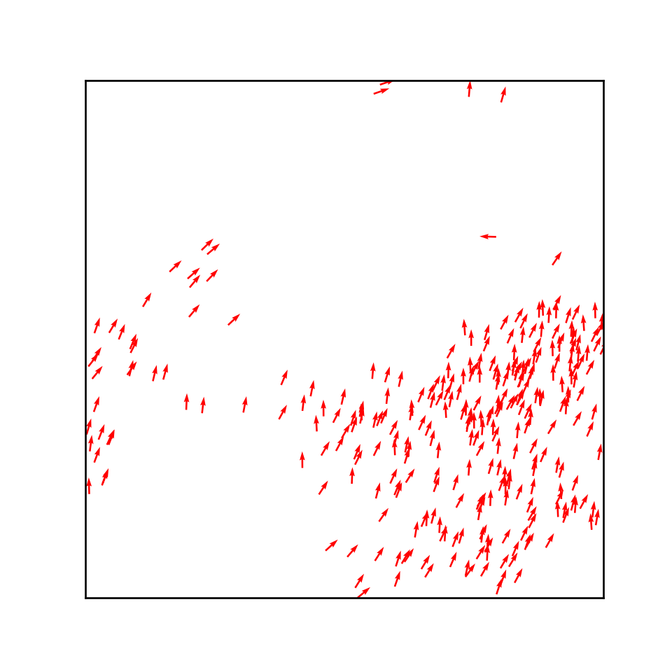 Simulating Multi-Agent Swarming Events in Python