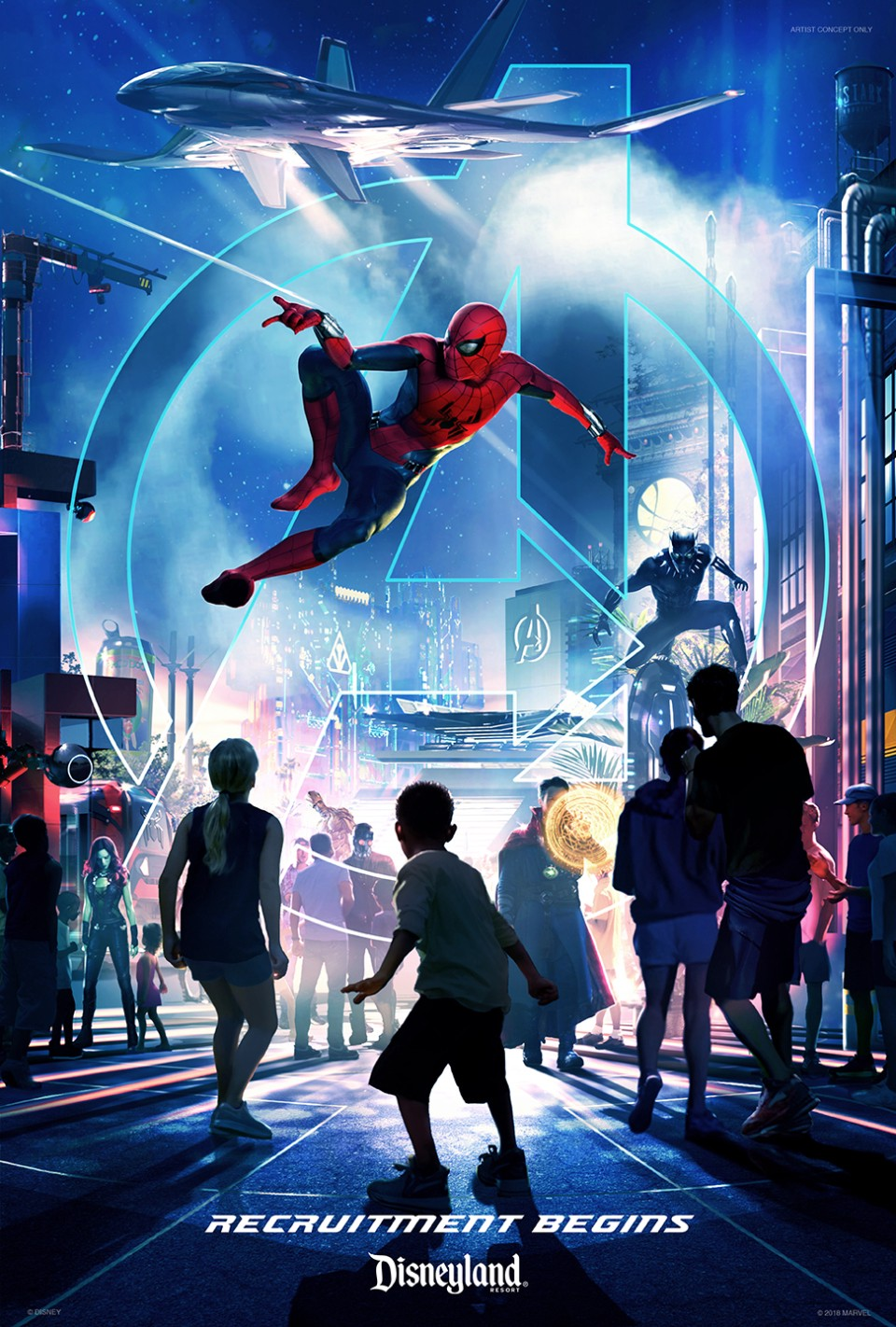 Three Marvel Expansions to Come to Disney Parks by 2020