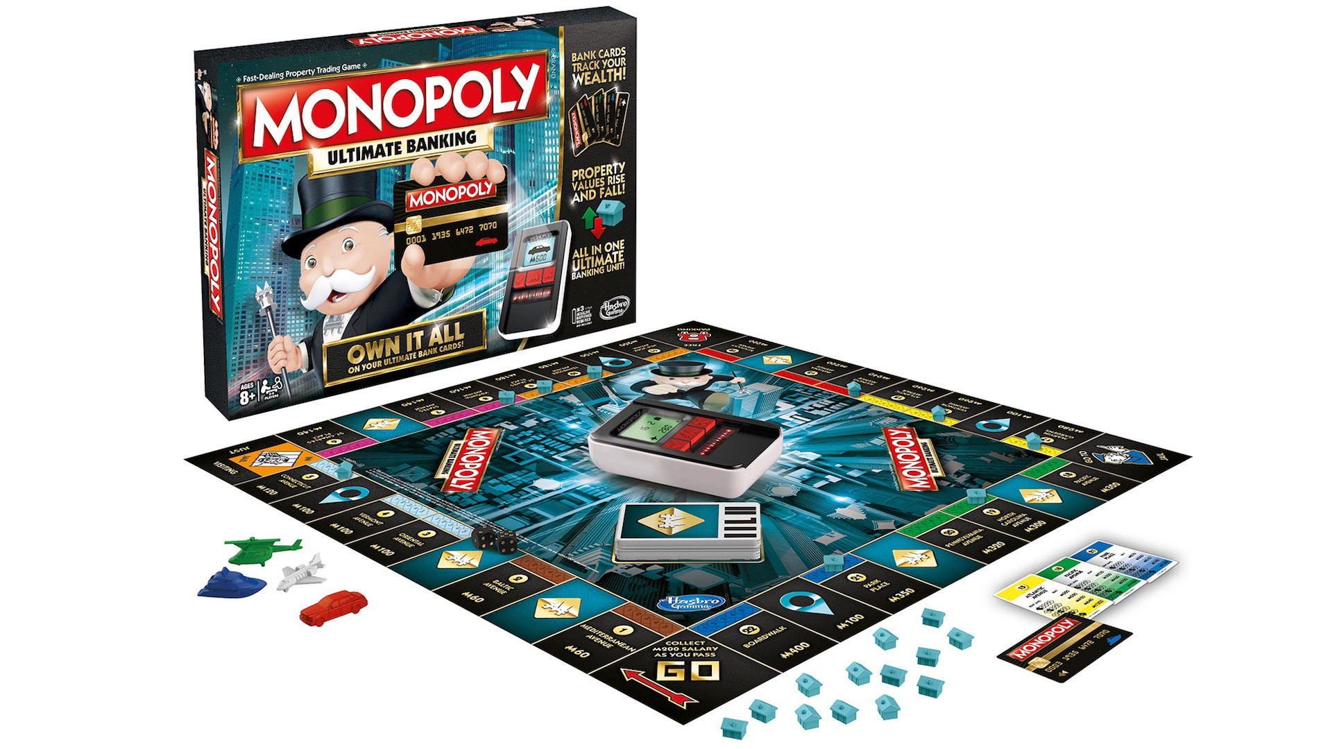 Rules monopoly game Monopoly Rules