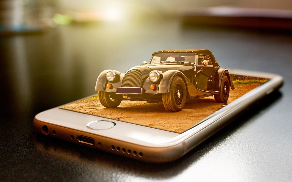 MOBILE APP FOR NEW CAR OWNERS