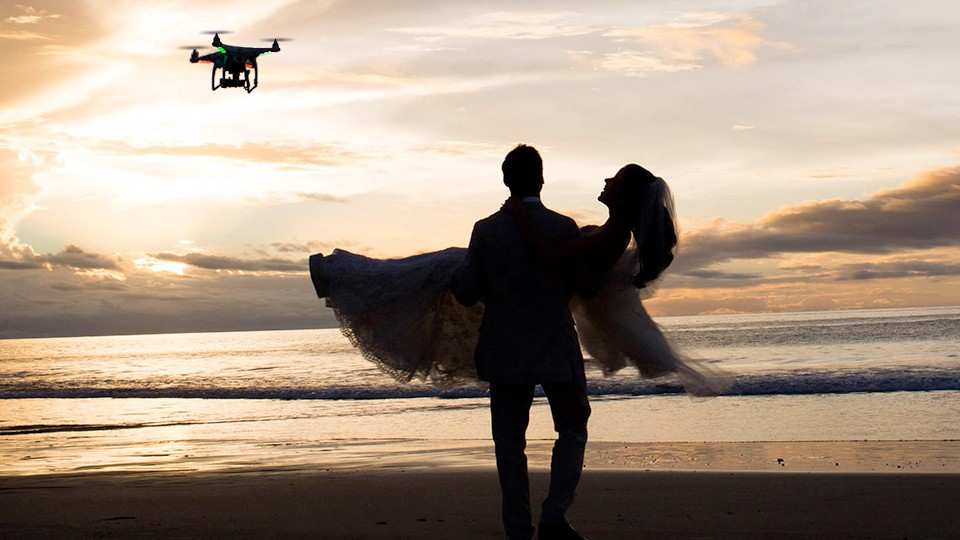 Drone Wedding Photography.Is It Worthy To Hire A Drone For The Indian Wedding Photography