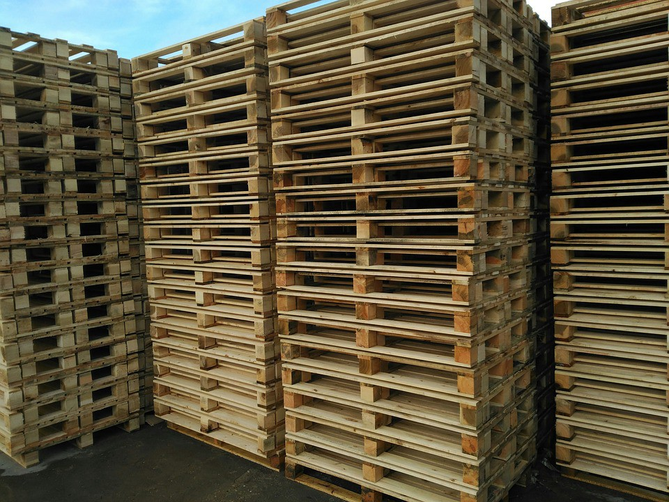 The History of Wooden Pallets - Trinity Logistics USA Inc