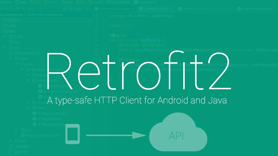 Using Retrofit 2 For Web Services In Android With A Simple Demo