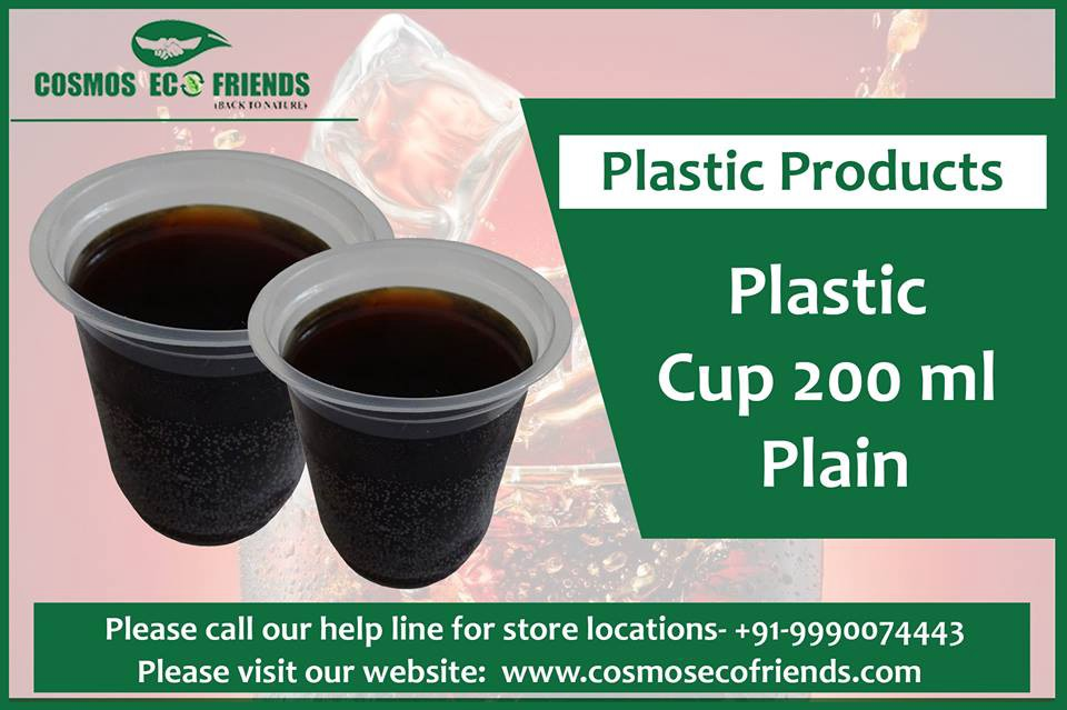 Say no to Pollution- Use Eco Friendly Disposable Products