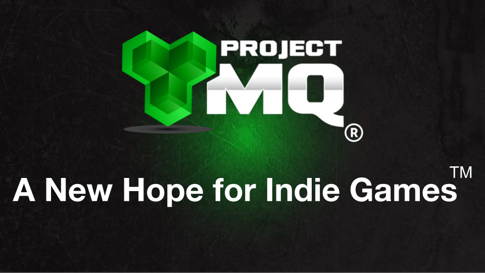 Changing the (indie) game with Indie Valley! - ProjectMQ
