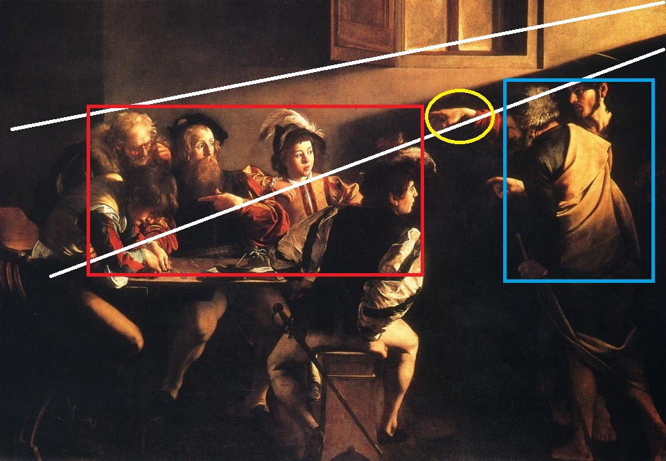 Diary from Roma: Caravaggio's painting studio and its secrets