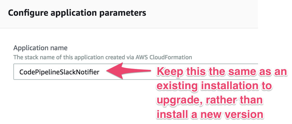 Examining the AWS Serverless Application Repository