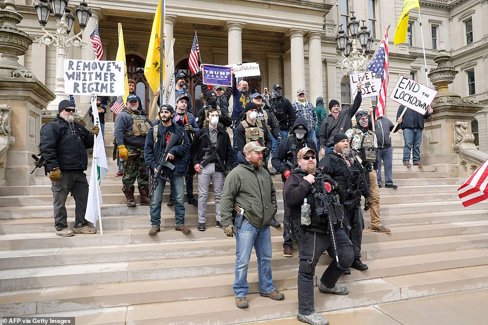 https://www.dailymail.co.uk/news/article-8223017/Thousands-protest-Michigan-state-Capitol-against-states-stay-home-orders.htm