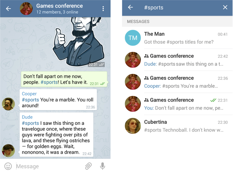 12 tips for designing a better group chat experience