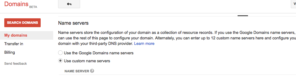 How To: Connecting Google Domains to Amazon S3 - Michelle