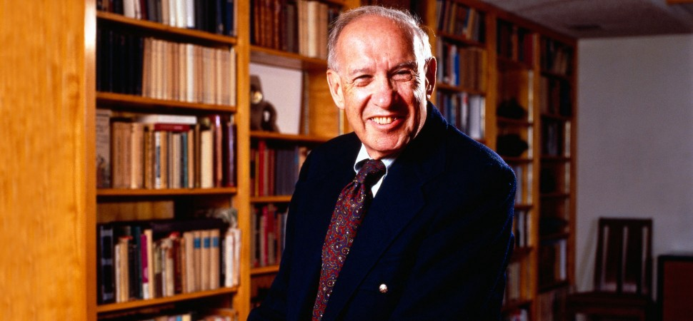 Peter Drucker is the original leadership guru - his books are excellent.
