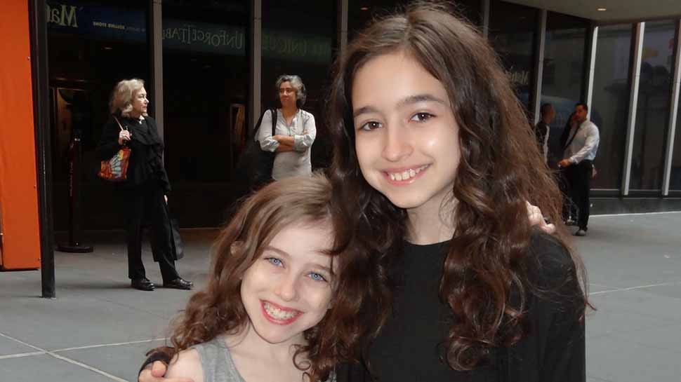Meet Hayley And Tori Feinstein Sisters And Broadway Stars