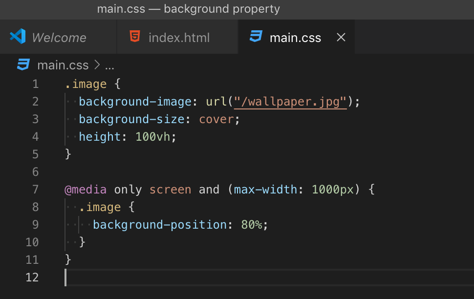 How To Position Background Images With Css Better