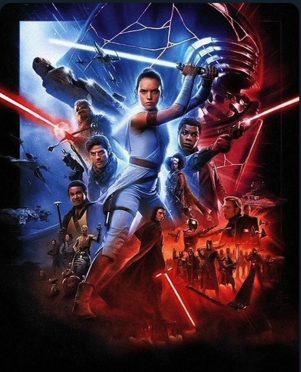An Alternative Ending To Star Wars The Rise Of Skywalker By Michael Downie Medium