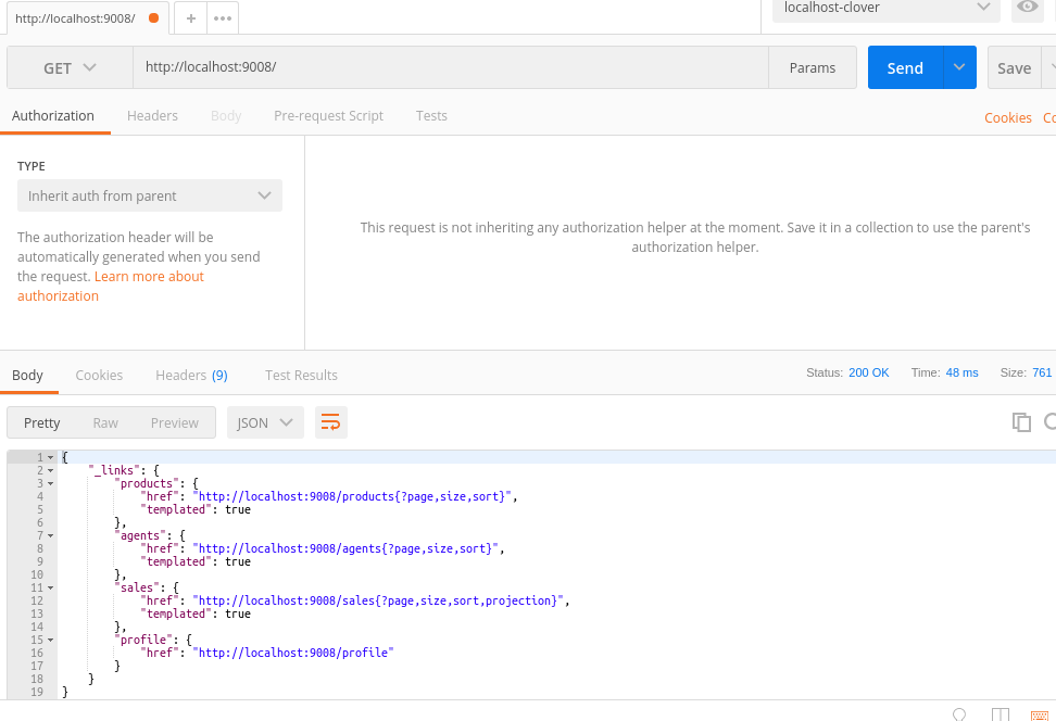 Pure Restful web services with Spring Data Rest - Sajith