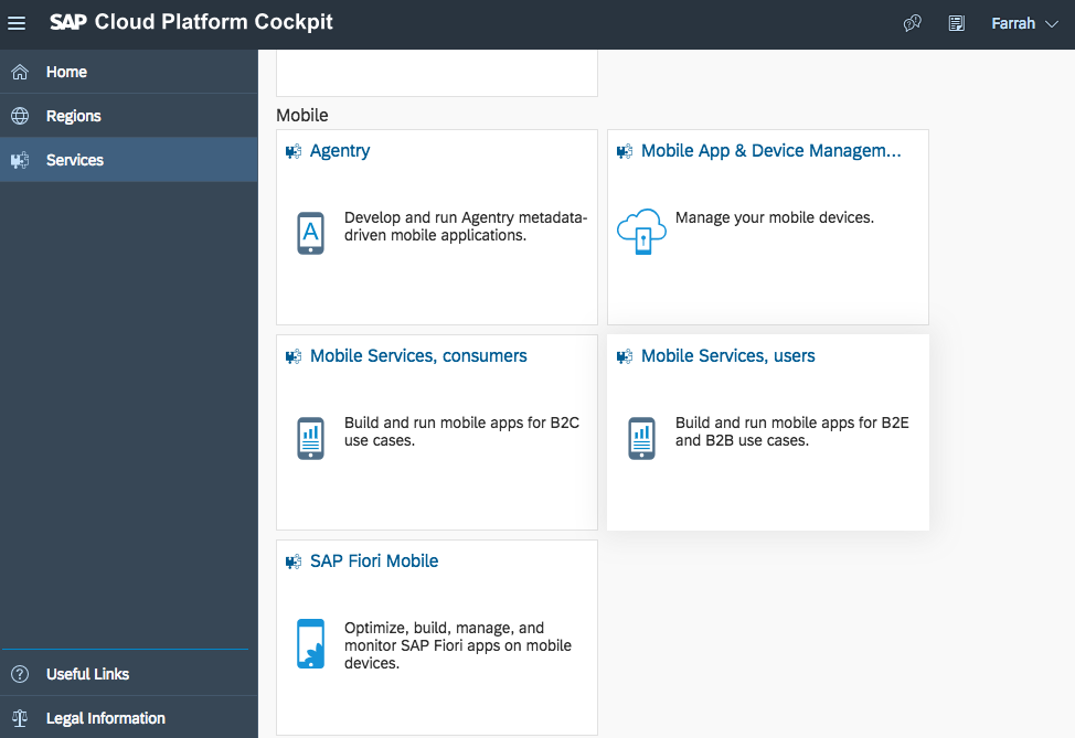 Innovation in Customer Experience with SAP Fiori Cloud