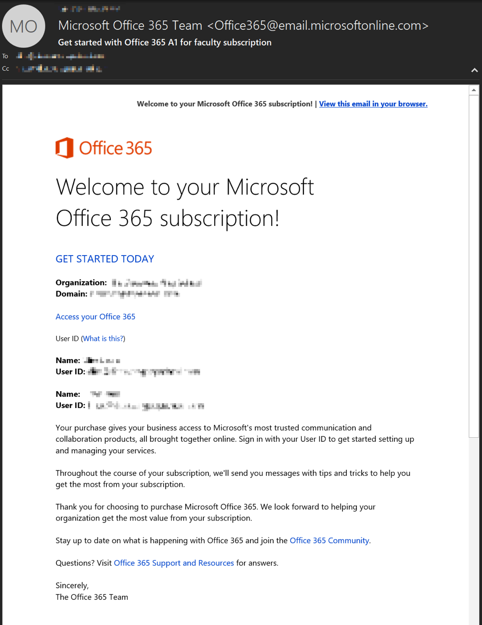 How To Get Microsoft Office 365 For Your School For Free