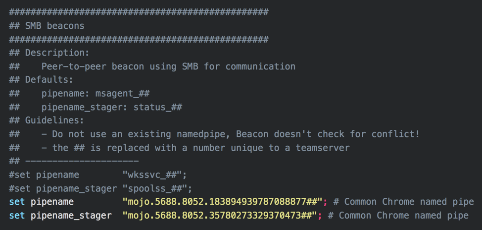 A Deep Dive into Cobalt Strike Malleable C2 - Posts By