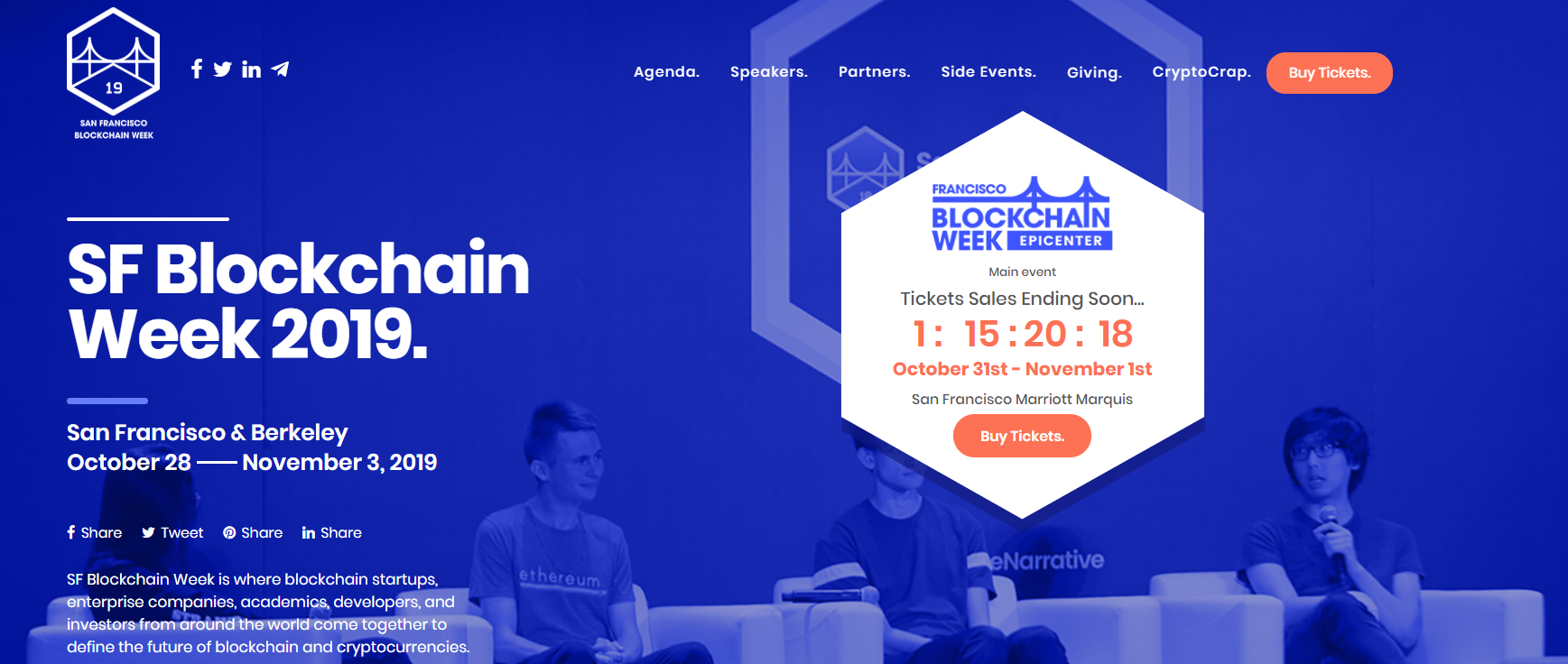 1*HMGv3 Kp8dmiI2Hu1f0SsA - Exciting Crypto Events To Attend This November