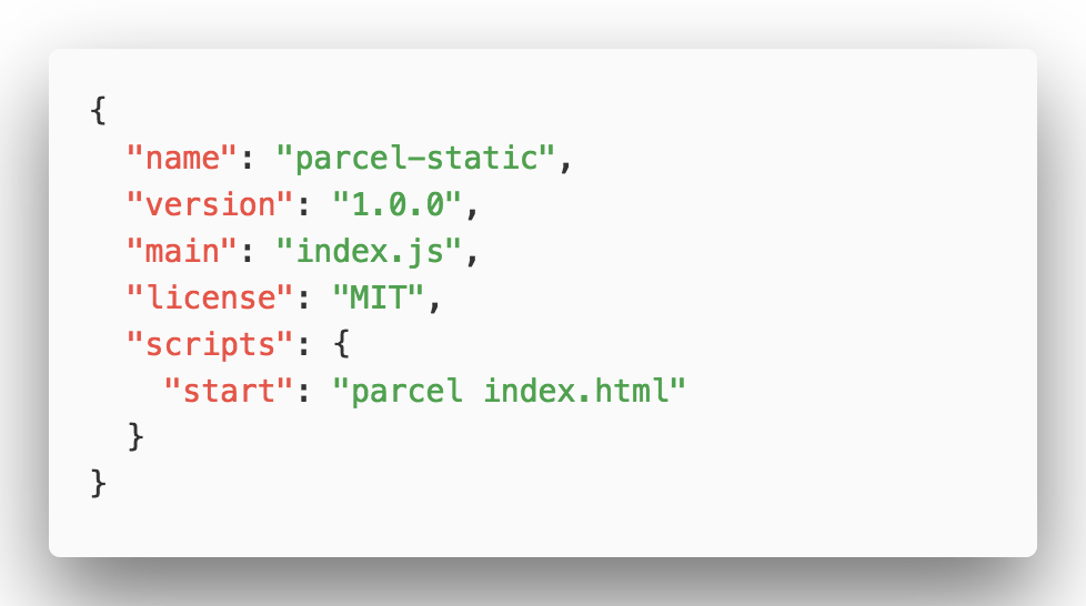 Building a static site with Parcel — Part 1 - Chester How