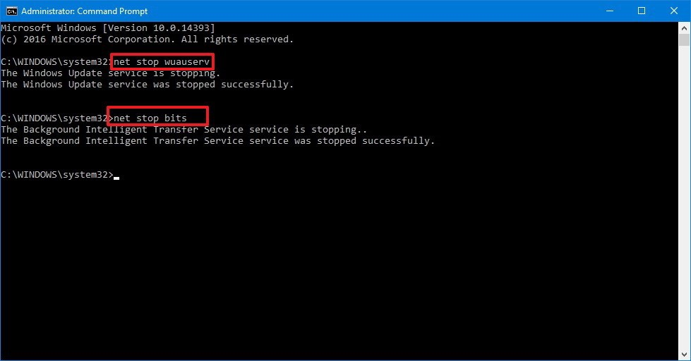 How to Rename or Delete Software Distribution Folder on ...