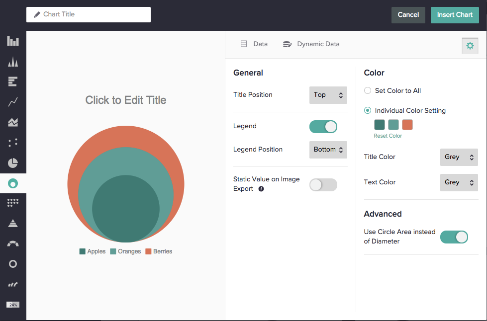 Three Apps for Creating Data Visualizations - Ian Edwards
