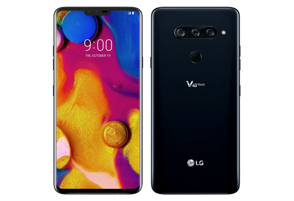 LG V40 ThinQ: A whole lot of cameras - Data Driven Investor