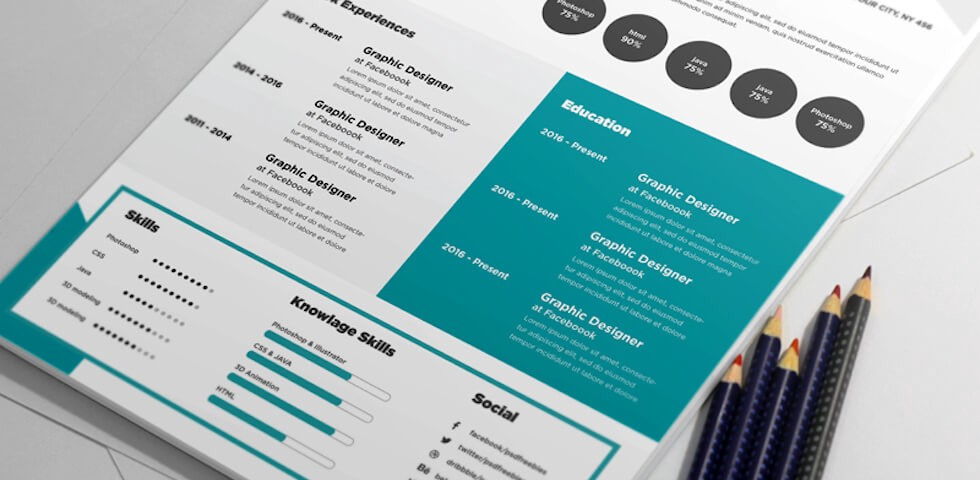 5 Secrets To Design An Excellent Ux Designer Resume And Get Hired By Trista Liu Medium