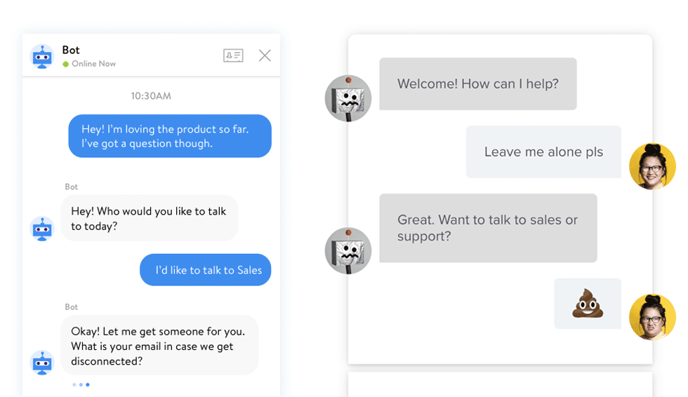 Website Chatbots: The New Alternative to Facebook Messenger Bots