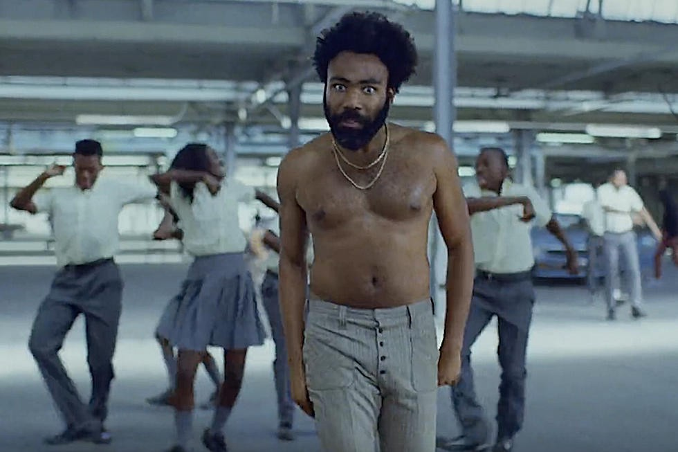 What Childish Gambino and J Cole Are Saying About the World