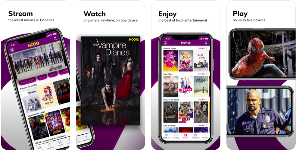 Can Anyone Stop iQIYI and Tencent Video's Southeast Asian