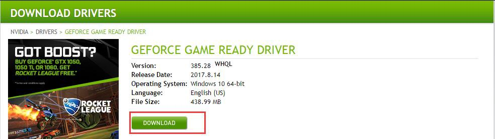 How to Update GeForce Drivers for Windows 10